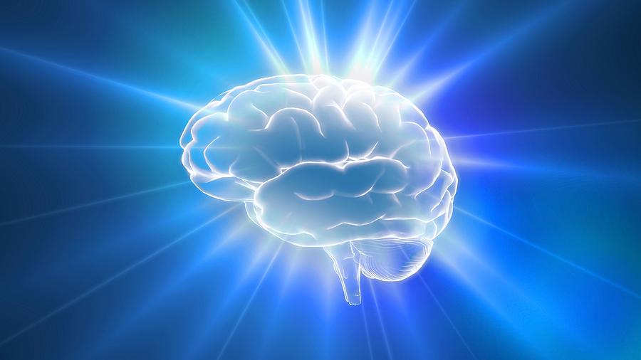 Brain-blue-shine