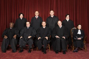 Photo By Steve Petteway, Collection of the Supreme Court of the United States (Roberts Court (2010-) - The Oyez Project) [Public domain], via Wikimedia Commons