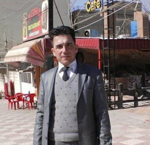Kawa Garmyani; a Kurdish journalist murdered in Iraq in December 2013. By Diyar se (Flickr: Kurdish Journalist_Kawa Garmyani) [CC-BY-2.0 (http://creativecommons.org/licenses/by/2.0)], via Wikimedia Commons