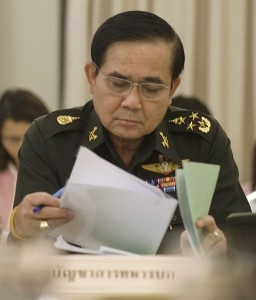 Prayuth Chan-ocha. By Government of Thailand ([1]) [CC-BY-SA-3.0 (http://creativecommons.org/licenses/by-sa/3.0)], via Wikimedia Commons
