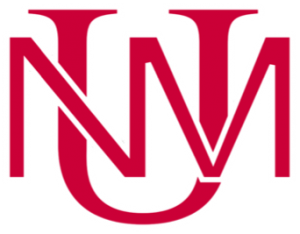 University of New Mexico logo. Courtesy Wikimedia Commons