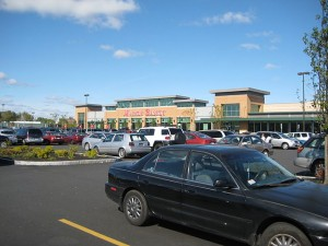 Market Basket's flagship store in Chelsea, MA. Photo by Cybah (own work), public domain.