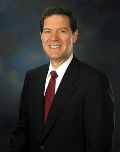 Sam Brownback. Photo via Wikimedia Commons