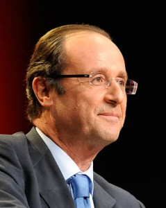 François Hollande. Photo by Jean-Marc Ayrault - Flickr:  Licensed under Creative Commons Attribution 2.0 via Wikimedia Commons