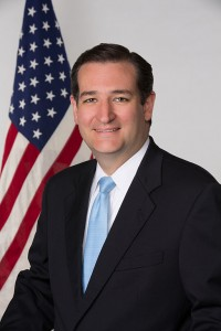 Ted Cruz. Photo by Ted Cruz for Senate (Own work) [CC-BY-SA-3.0 ] via Wikimedia Commons