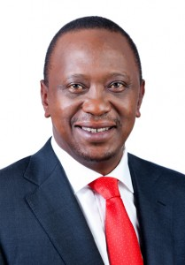 Uhuru Kenyatta, President of Kenya. Photo by Nairobi123 (State House of Kenya/ Government of Kenya)  via Wikimedia Commons