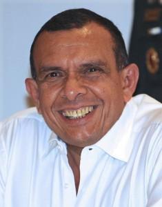 """Porfirio """"Pepe Lobo"""" Sosa. Photo by Wilson Dias/ABr (Agência Brasil [1]) [CC BY 3.0 BR], via Wikimedia Commons"""