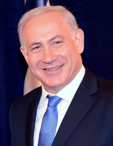Benjamin Netanyahu. Photo by U.S. Department of State [Public domain], via Wikimedia Commons