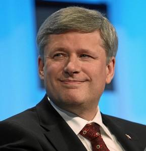 Stephen Harper. Photo by World Economic Forum - Remy Steinegger [CC BY-SA 2.0], via Wikimedia Commons