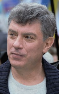 Boris Nemtsov. Photo by Dhārmikatva (Own work) [CC BY-SA 3.0], via Wikimedia Commons