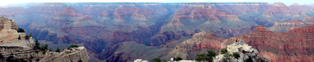 Grand Canyon National Park. Image via Wikimedia Commons.