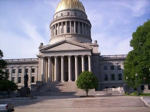 West Virginia State Capitol building. Photo via Wikimedia Commons