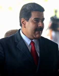 Venezuelan President Nicolas Maduro. Photo by Cancillería del Ecuador [CC BY-SA 1.0 (http://creativecommons.org/licenses/by-sa/1.0)], via Wikimedia Commons