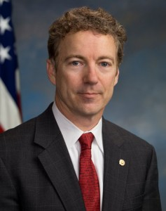Senator Rand Paul. Photo via Wikimedia Commons.
