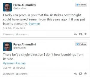 Yemen tweets 2