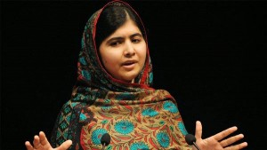 Malala Yousafzai. Photo via Malala Yousafzai
