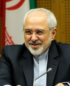Iran's Foreign Minister Mohammad Javad Zarif. Photo by Bundesministerium für Europa, Integration und Äusseres [CC BY 2.0], via Wikimedia Commons