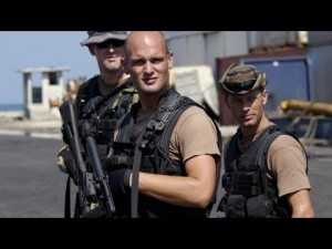 Blackwater mercenaries in Iraq. Photo via YouTube