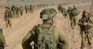 "IDF soldiers deployed during ""Operation Protective Edge."" (Photo: IDF/flickr/public domain)"