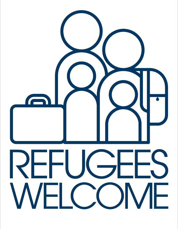 RefugeesWelcome8x11
