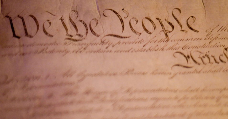 """This is total constitutional terra incognita,"" one reporter said of an Article V convention. (Photo: Kim Davies/flickr/cc)"