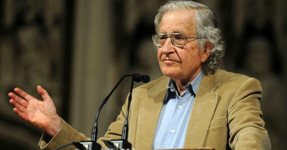 "World-renowned intellectual Noam Chomsky has accused Turkey's President Recep Tayyip Erdoğan of launching a ""tirade against those who condemn his crimes against Kurds, who happen to be the main ground force opposing ISIS in both Syria and Iraq."" (Photo: Youtube/file)"