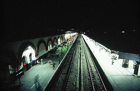 Aligarh Train Station. Minha Khan/Flickr. Some rights reserved.