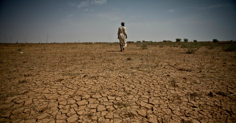 """Water scarcity has become a global problem affecting us all,"" stated study co-author Arjen Hoekstra. (Photo: Oxfam International/cc/flickr)"