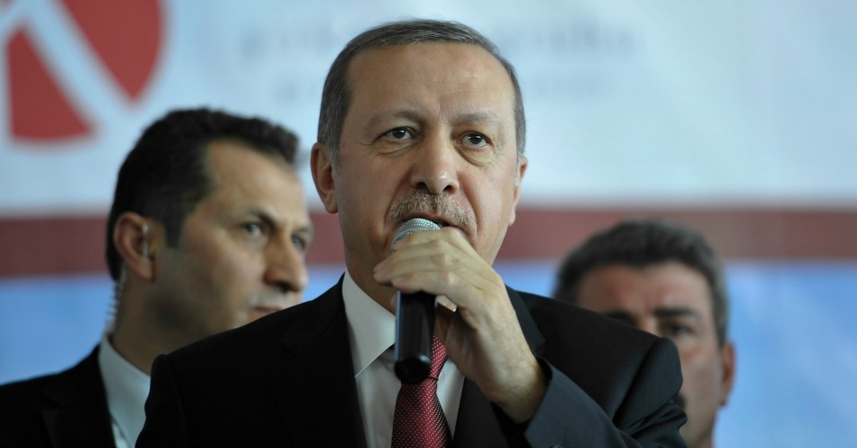 Turkish President Tayyip Erdogan. (Photo: public domain)