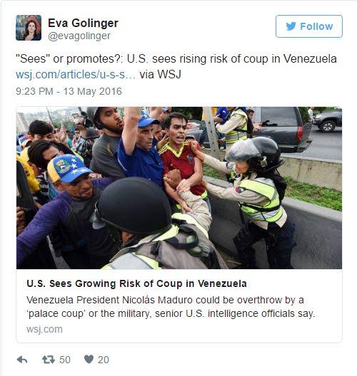 Venezuelatweer