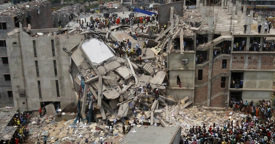 The 2013 Rana Plaza disaster killed more than 1,100 people. (Photo: Jaber Al Nahian/flickr/cc)