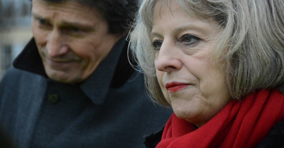 Theresa May could be appointed Prime Minister as soon as Thursday, the Guardian notes. (Photo: Surrey County Council News/flickr/cc)
