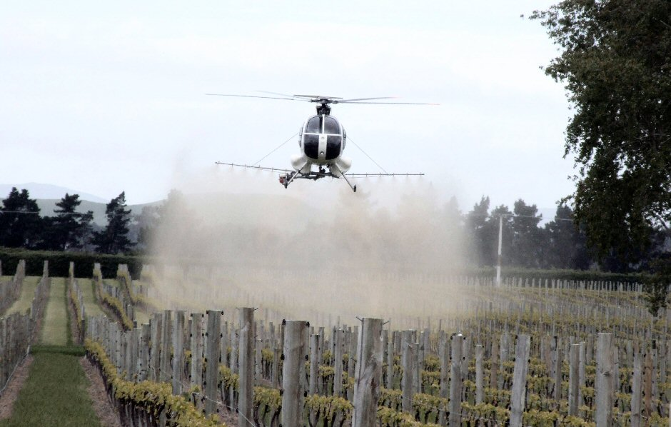 Photo: Precision Helicopters