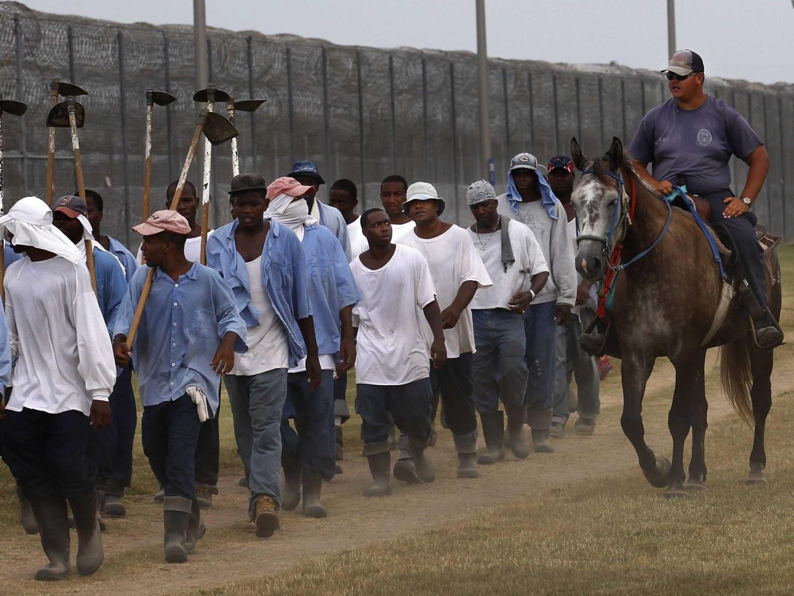 Angola Prison, Louisiana. Photo: Refractory