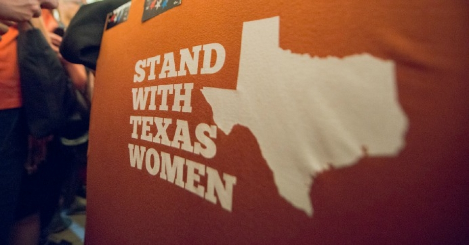 """The state agency has once again ignored the concerns of the medical community and thousands of Texans by playing politics with people's private healthcare decisions,"" said Heather Busby, executive director of NARAL Pro-Choice Texas. (Photo: Do512/flickr/cc)"